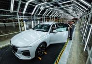 Car sales in Vietnam surge 45% in 2020 final month
