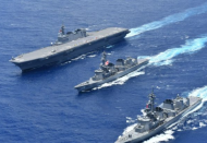 Japan rejects China's claims in South China Sea