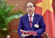 Vietnam officials leave National Congress for pandemic fight