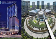 World Trade Center Binh Duong New City to open this month