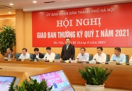 Hanoi GRDP growth expands by 1.25-fold to 5.17% in Q1