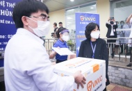 Hanoi to receive 50 thousand doses of Covid-19 vaccine