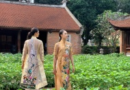 Fashion show to honor Vietnamese Ao dai