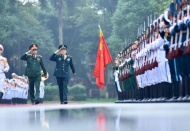 Vietnam, China armies expected to strengthen strategic trust