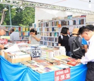 Hanoi Book Fair 2019 launched with several amazing activities