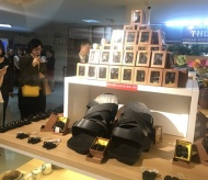Exclusive souvenirs on sale at Ho Chi Minh Museum in Hanoi