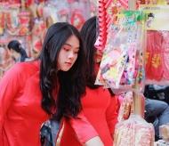 Five Tet theme picture-taking hotspots in Hanoi