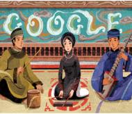 Google Doodles honor Vietnam's ca tru singing