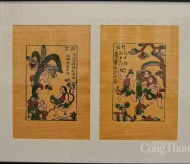 Vietnam sends dossier of Dong Ho folk paintings to UNESCO