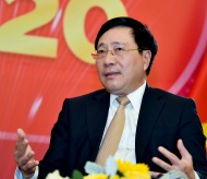 Vietnam steadfast in commitment to UN Charter: Foreign minister