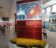 Understanding Vietnam's independence at exhibition in Ho Chi Minh Museum