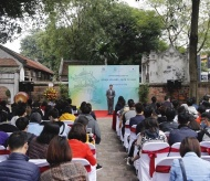 Sketching contest of Temple of Literature attracts Hanoi students