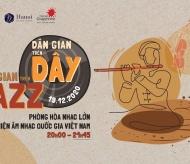 Vietnamese artists to show talent at folk music concert