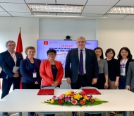 Denmark helps improve integrity education for Vietnamese youth