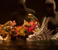 New water puppet show to lure audience