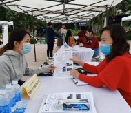 Hanoi offers job opportunities to COVID-19-affected people