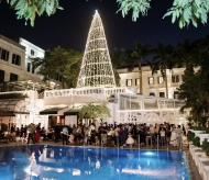 Legendary hotel in Hanoi launches activities for Christmas and New Year Eve