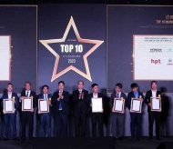 Vietnam's leading IT companies honored by Vinasa