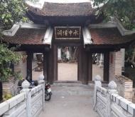 Thuy Trung Tien Temple – a spiritual destination of Hanoi