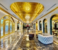 The festival season at the gold-plated hotel - a touch of European culture within Hanoi