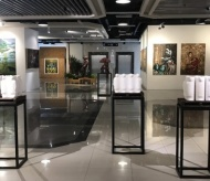 New art space in the center city