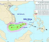 Tropical depression likely strengthens into tropical storm