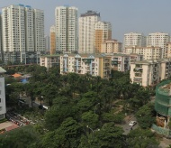 Hanoi tops localities for low-cost houses