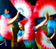 Chang Son - Hanoi traditional fan-making village