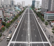 Key interchange connects Hanoi and the northern beach city of Haiphong