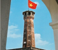 Visit Hanoi Flag Tower - an iconic relic of the capital