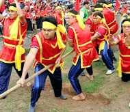Hanoi wishes to host first tug of war festival