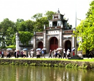 The relics of Co Loa, Hanoi's special cultural destination
