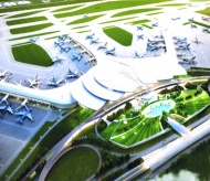 Construction of Long Thanh International Airport kicked off