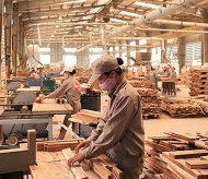Vietnam targets US$14-billion forestry exports in 2021