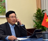 Vietnam to actively work with US for smooth trade: Deputy PM