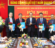 Hanoi National Assembly Delegation's Office debuts