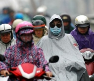 Another strong cold spell chills Hanoi and northern Vietnam