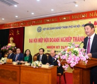 Hanoi committed to further supporting enterprise development in 2021