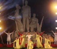 Hanoi holds various art programs to welcome 13th National Party Congress