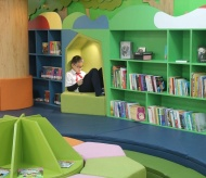 Dream Plus Library opens