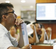 Stock market set to boom after week-long Tet holiday