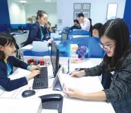 Vietnamese banks offer promotion programs after Tet