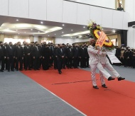 Funeral of former Deputy PM Truong Vinh Trong held