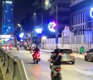 Hanoi launches city decoration and lighting contest 2021