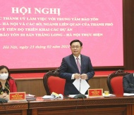 Hanoi determined to turn Thang Long Imperial Citadel into a heritage park