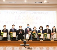 Hanoi appoints new department directors and People's Committee Office Chief