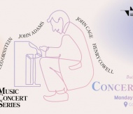 20th Century Music Concert Series: Concert No.2