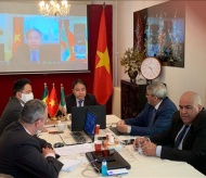 Vietnam – Algeria – Senegal seeks greater trade and investment cooperation