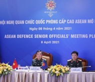 ASEAN and partners' defense officials prepare for joint statement