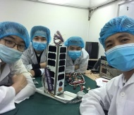 Vietnam-made satellite passes final quality test in Japan before launch